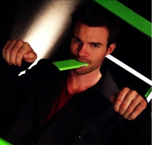 everythingdanielgillies:    Love this….. @danieljgillies behind the scenes #TheOriginals promo shoot