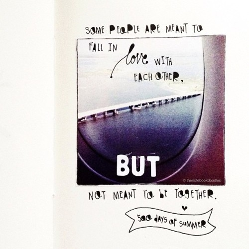 thenotebookdoodles:  an interesting thought.