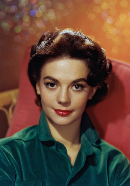 BROWN EYED STARS Natalie Wood