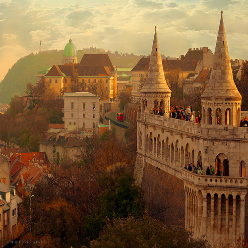 enchanted-places:  Budapest  one of the places i want to go <3