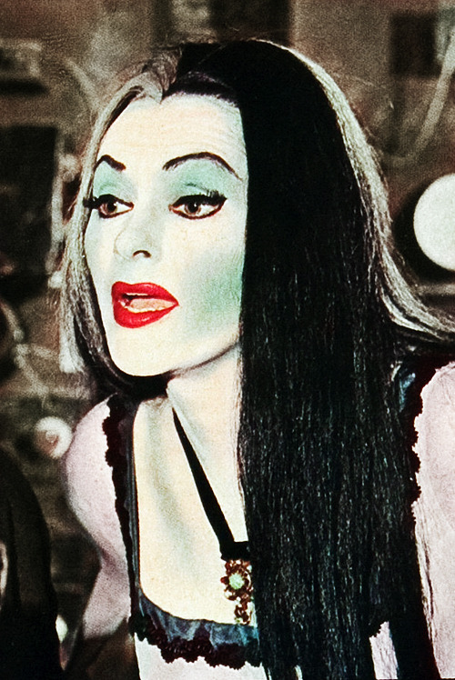 Yvonne De Carlo as Lily Munster c. 1965