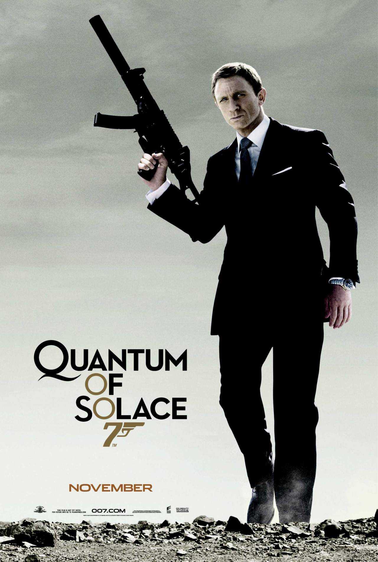 266. Quantum of Solace (May 18)