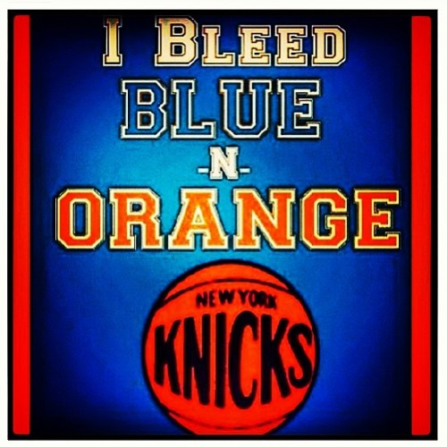 Facts!!!! LETS GO KNICKS!!!! Going For the Victory! Win or Lose I Support my Team!!!  #rp #NYK #LETSGOKNICKS #NewYorkKnicks