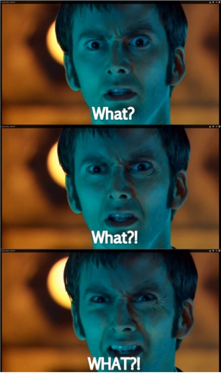 spnaturalwholock:  The end of the Name of the Doctor.