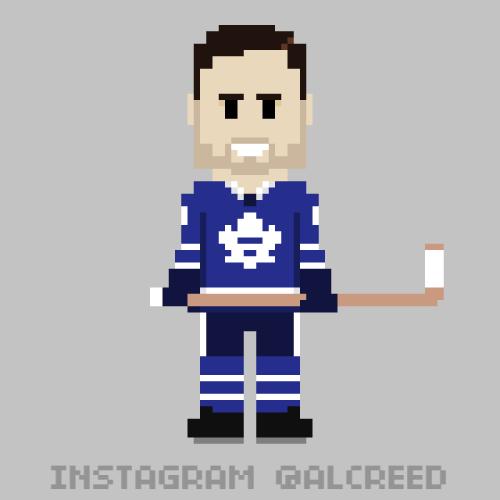 Al Creed John Tavares Toronto Maple Leafs