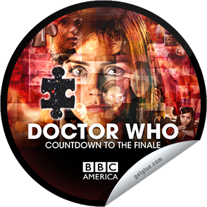 "I just unlocked the Doctor Who Countdown to the Season Finale: 0 Days sticker on GetGlue                      5102 others have also unlocked the Doctor Who Countdown to the Season Finale: 0 Days sticker on GetGlue.com                  You're counting down to the must-see Doctor Who season finale, ""The Name of the Doctor,"" Presented by Supernatural Saturday and only on BBC America tonight at 8/7c. The Doctor has a secret he will take to his grave. And it is discovered… Share this one proudly. It's from our friends at BBC America."