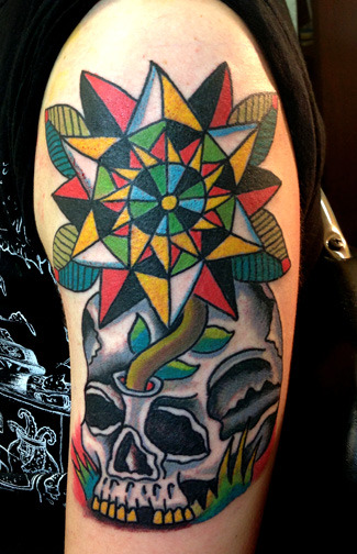 Robert Ryan- Electric Tattoo- New Jersey -2013
