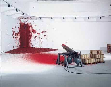 "prostheticknowledge:  Anish Kapoor in Berlin: 'in short, Britain's fucked' Sad but true statement comparing Britain to Berlin on the arts - via The Guardian:  The British-based artist says the exhibition, entitled Kapoor in Berlin, is the best show he has yet put on, which may have much to do with the fact that he feels Germany demonstrates a huge degree of respect for the arts – in stark contrast to Britain. ""Germans have a rather healthy respect for the arts and artists,"" he said, in an exclusive interview with the Guardian, adding that that attitude could ""not be more different"" from the British perspective. ""In Germany, it seems that the intellectual and aesthetic life are to be celebrated and are seen as part of a real and good education, whereas in Britain, traditionally – certainly since the Enlightenment – we've been afraid of anything intellectual, aesthetic, visual."" These perspectives were reflected in the two countries' drastically differing policies on financial support of the arts, he said. ""In the UK, while the arts are the second biggest sector after banking, they probably form less than one tenth of 1% of government spending. It's completely scuzzy. The UK has two things, the arts and education, and both of them it pushes into the corner. It's the hugest, hugest mistake. Why do British ministers meet anyone from the arts other than to cut them? Compared to Germany, Britain has got quite a long way to go there, frankly ""In short, Britain's fucked.""   More Here"