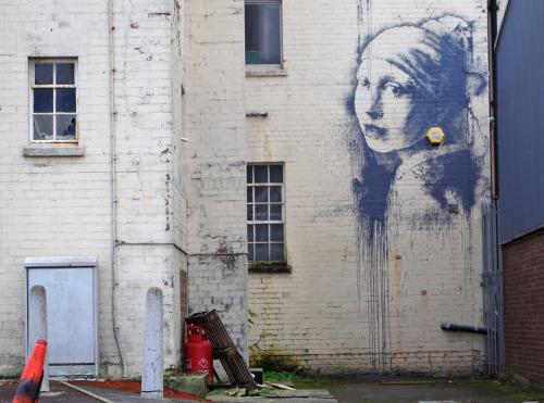 nevver:  Banksy, Bristol