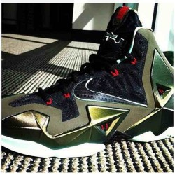 Thoughts on the Lebron 11? #sneakerhead #sneakers #nike #nikebasketball #nba #lebron #lebronjames #mvp #kicks #kicksonfire #kotd #wdywt #snkrfrkr #heat #bulls #knicks #thunder