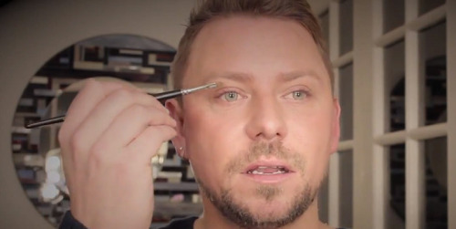 Check out our interview with Wayne Goss — he's our new favorite beauty vlogger!