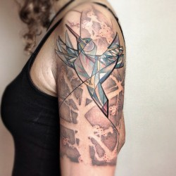 tattr:  MARIE KRAUS Brno, Czech Republic / Guest spots in Berlin, Germany Marie Kraus Facebook Email: mariekraus3@gmail.com  incredible