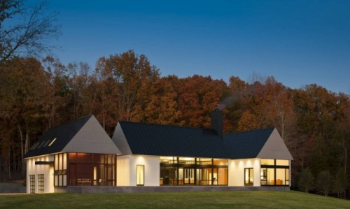 Becherer House by Robert M. Gurney Architect http://bit.ly/ZIZWox