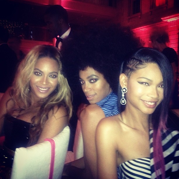 chaneliman:  Power trio #metball