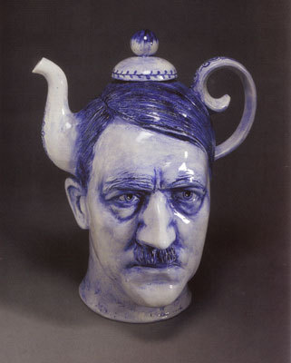 The Hitler Teapot