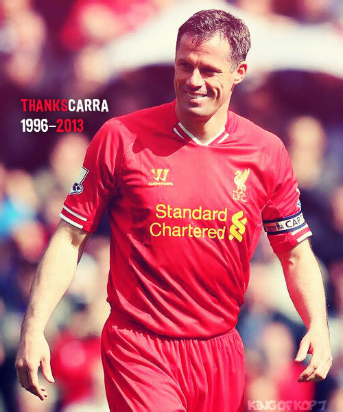 kingofkop7:  Kingofkop7 - Tributes to Jamie Carragher #4