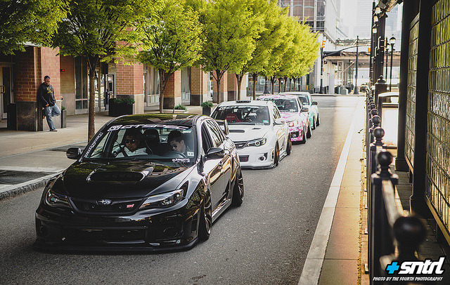 gdbracer:  Gangs All Here by The Fourth Photography on Flickr.