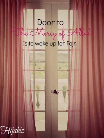 hijabiz:  Door to the Mercy of Allah