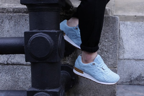 "one-norf:  Play Cloths x Saucony Shadow 5000 ""Cotton Candy Pack"""