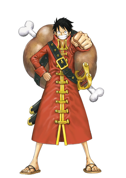 animestorm:  Monkey D. Luffy