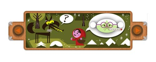 Google celebrates the 200th anniversary of the Brothers Grimm. Read more here.