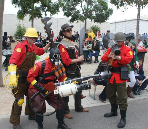 gamefreaksnz:  Team Fortress 2 (by fly high photography 101)