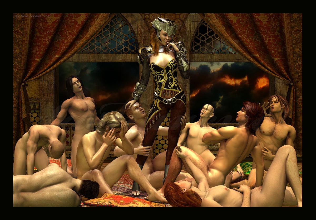 femdom castration