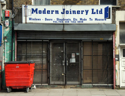 Modern Joinery Ltd, Hornsey Road N19