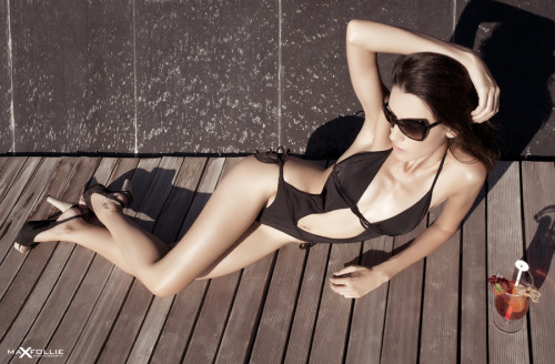 fraspi:  summer shoot by max simotti
