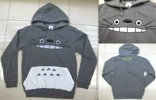 shop-cute:  Totoro Sweater  $21.95