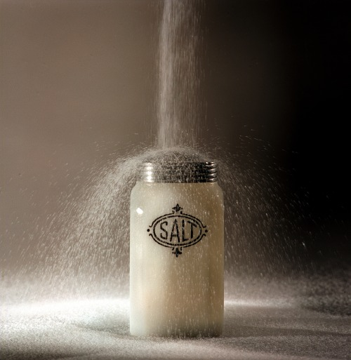 Hold the salt, please: A half-million premature deaths could be prevented over the next decade in America alone, if only the decision was made to steadily reduce our intake of salt.The findings come courtesy of researchers from UC San Francisco, Harvard University's School of Public Health and Simon Fraser University in Canada, whose independent studies on salt intake came to similar conclusions, published Tuesday in the American Heart Assn.'s journal Hypertension. But that's not all:  A more abrupt reduction to 2,200 milligrams per day—a 40% drop from current levels—could boost the tally of lives saved over 10 years to 850,000, researchers have projected.  Read more why even moderate cutbacks in salt can produce long-term health benefits on Booster Shots. (Photo via Anacleto Rapping / Los Angeles Times)