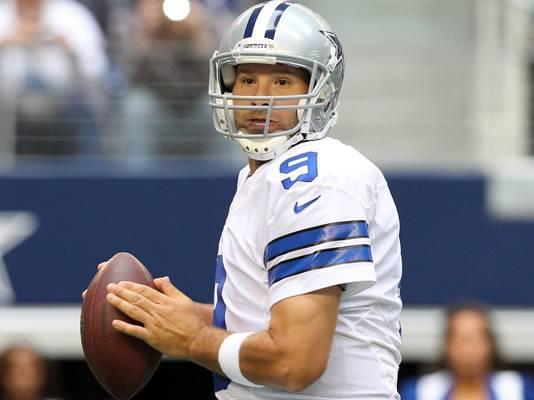 "- COWBOYS CLOSING IN ON CONTRACT EXTENSION FOR TONY ROMO -   The Dallas Cowboys are closing in on a long-term contract extension for quarterback Tony Romo, Jerry Jones said Tuesday. ""We are involved in negotiations,"" Jones told reporters at …the NFL's annual meetings, the Fort Worth Star-Telegram reports. ""It's just not the thing to do for him or me to say we ought to have something done by midnight or tomorrow unless it's that imminent.  You can't get that answered because you don't have it all ready to sign. But I'm not concerned that we are looking at a drawn-out thing here. I'm not concerned that is going to in any way hamper any decision we want to make personnel wise over the next few weeks."" Whatever Romo makes, he'll have plenty of responsibility as the offense's leader. ""Romo, of course, is someone that I expect our staff, our offensive staff, to deploy Romo according to his pay scale,"" Jones told reporters. ""Stay tuned, but he's going to have high expectations, I promise you that. He is not going to be paid to be a bus driver."" The Baltimore Ravens helped set the market recently by signing QB Joe Flacco to a six-year, $120.6 million contract. It's not known how close the Cowboys and Romo will get to that deal. (Photo: Tim Heitman/USA TODAY Sports)"