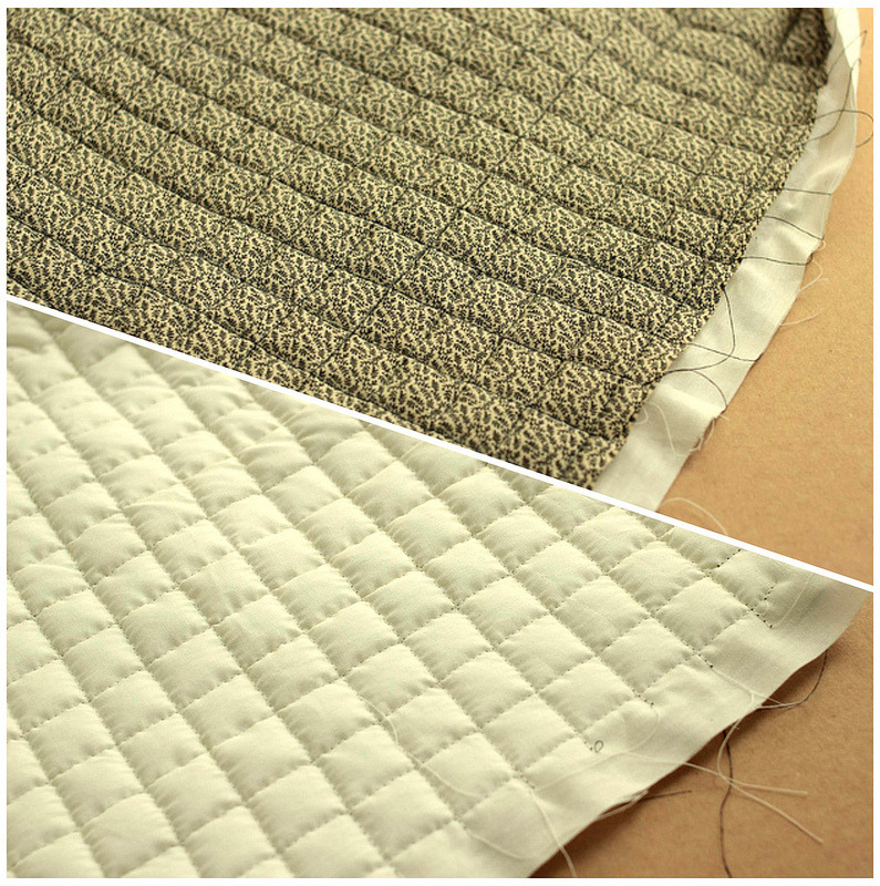 Working on a new tutorial to make this quilted fabric!  Should be coming very soon…  Follow my blog with Bloglovin