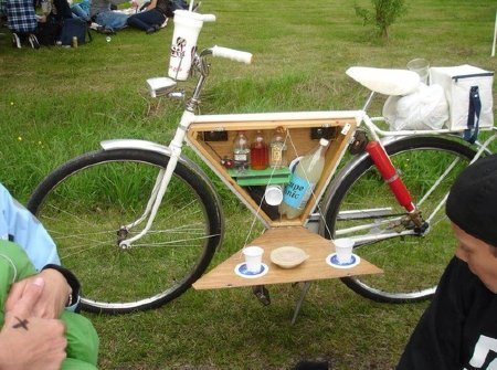 Pedal Pairings: Booze and Bikes (Five Ways) Yes to all of this.  Especially Hopworks in Portland.  via GOOD