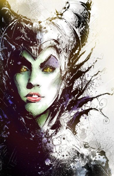 lohrien:  Maleficent by ~Vincent Vernacatola