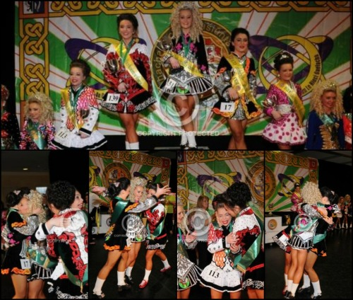 irishdanceblog:  omg i cannot accept the cuteness of these photos. u14 for sure have the cutest reaction shots of all time! Alannah Lynch is the most adorable thing ever omg