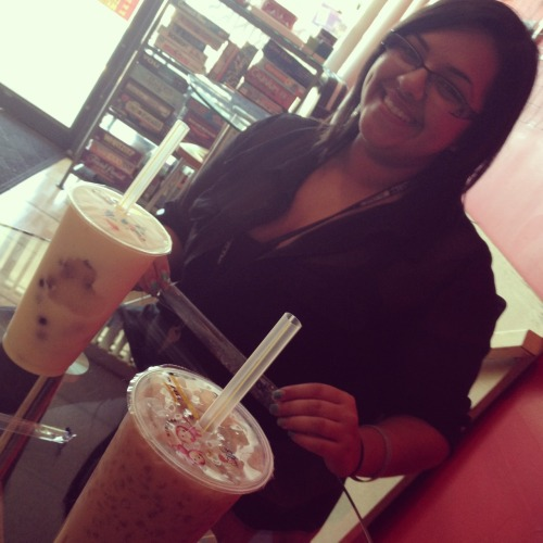 Boba with Neni