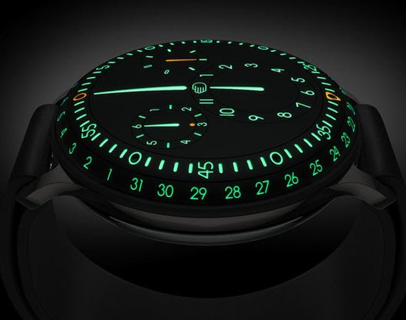 photobloggr:  Ressence Type 3 Watch