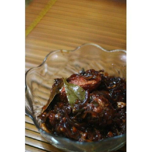 Hot & Sweet Chick #yummy #foodtrip #ownrecipe