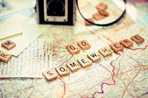 Go Somewhere.
