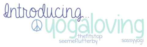seemeflutterby:  My dear friends Karel and Angie and I just started a new yoga blog/directory! We'll fill your dashboard with stunning poses, information and love. c: And if you do yoga, feel free to submit your description and pic to our yoga directory! must be following: yogaloving! check us out too: thefitstop, seemeflutterby, sassyyogi First 40 to reblog, 2 lists of 20 Bolded if you follow me