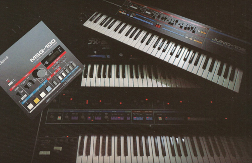 Midi Turns 30: A revolutionary open music standard lives on. In the early days of the analog synthesizer, there was no practical way to communicate between electronic instruments. Syncing one synth to another involved a lot of guess-and-check: listening carefully and waiting for beats to match up. Overtime, manufacturers like Korg, Roland, and Sequential Circuits began developing systems that would allow their products to interface with one another. These systems were far from perfect: the Control Voltage / Gate (CV / Gate) method, arguably the most successful, was still typically reduced to changing two parameters of a sound: its pitch and duration. A single MIDI link, by contrast, can carry information to as many as 16 separate devices. Or, better put, the MIDI link transmits information between these devices. More after the jump via: The Verdge     Follow Battle Tapes