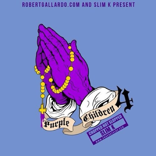 #SlimKSlowdown #Chopstars #PurpleChildren4 #PC4 @slimk4 @robertgallardo drops today