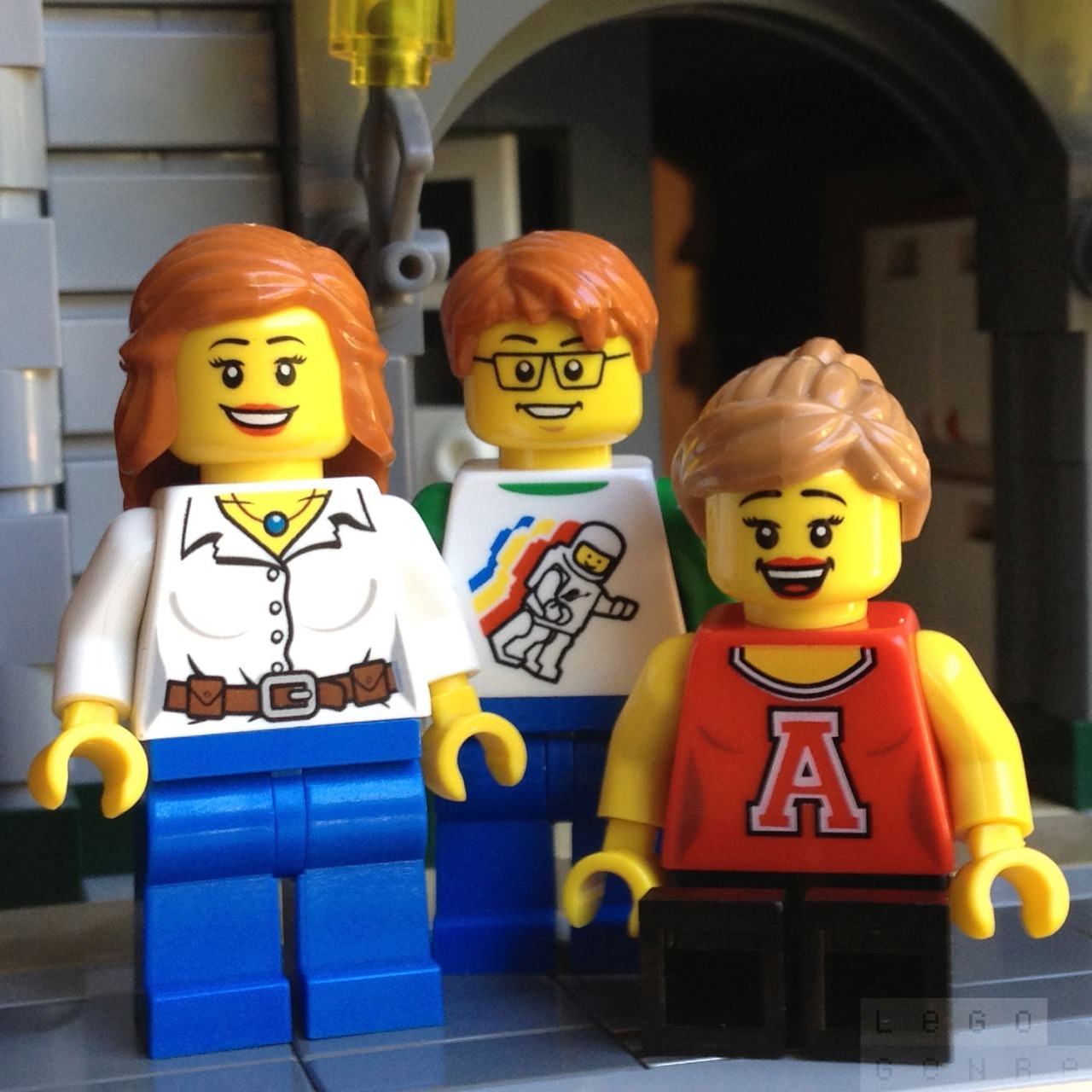 Happy Mother's Day! From Us To You. — http://LegoGenre.com
