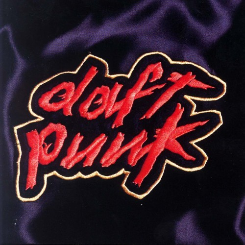 Paint #092 Daft Punk - Homework (1997)