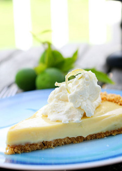 Key Lime Pie by The Guest Baker! by FotoCuisine on Flickr.