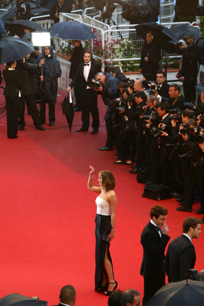 suicideblonde:  Jennifer Lawrence at the Cannes Film Festival premiere of Jimmy P. (Psychotherapy Of A Plains Indian), May 18th