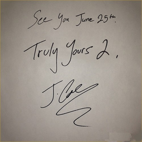 musicinaheartbeat:  J COLE - Truly Yours 2 EP is here !!!!  Download Link : http://uploaded.net/file/sprbgb5e