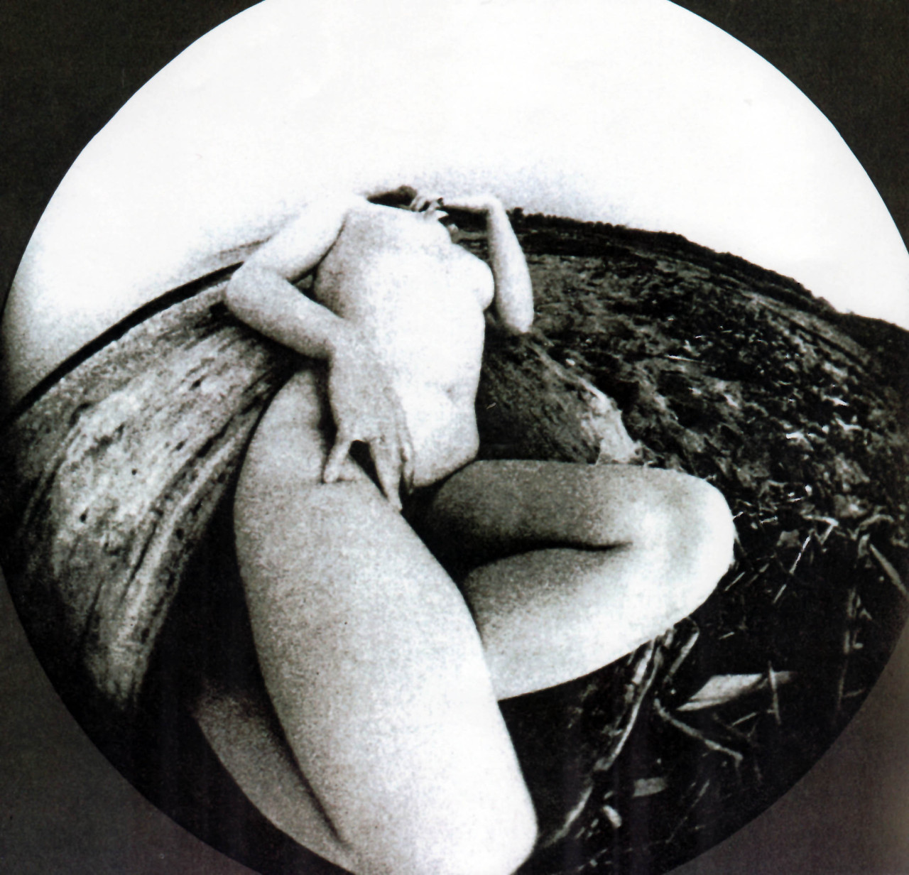 showstudio:  Image used as reference and research by Nick Knight for Pirelli