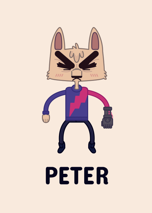 Peter the Fox.